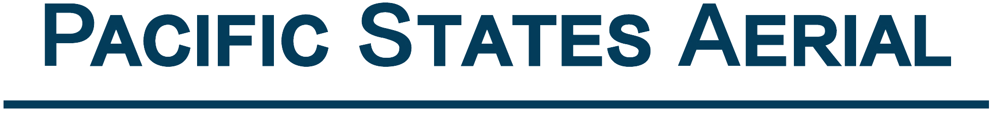 Pacific States Aerial logo