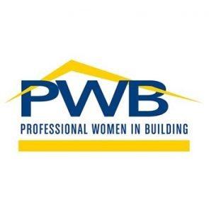 Professional Women in Building logo